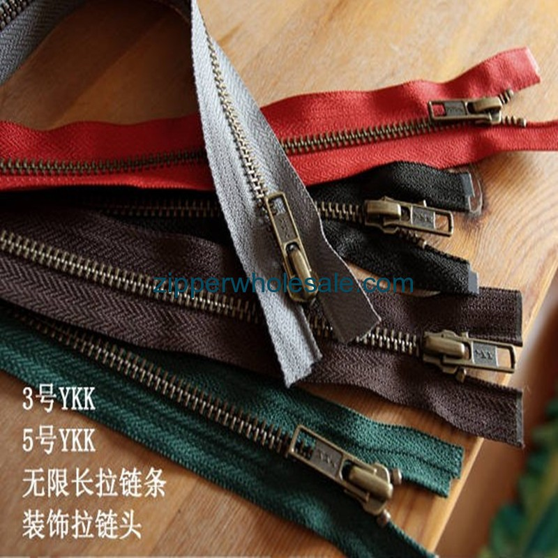wholesale ykk zippers