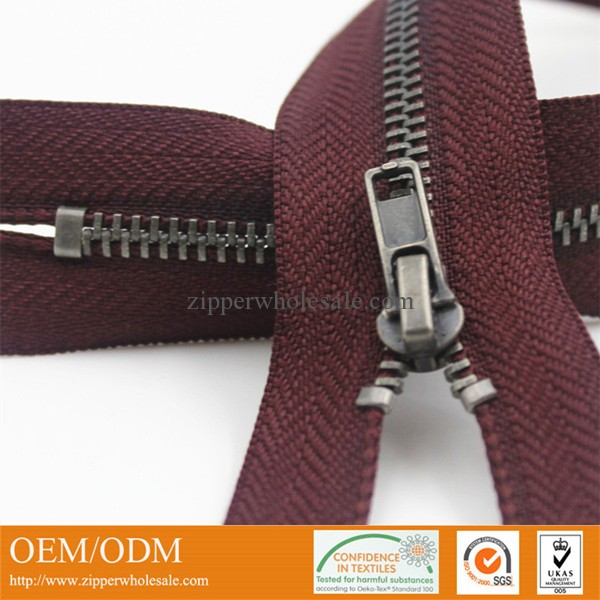 MZ207404 zippers wholesale los angeles