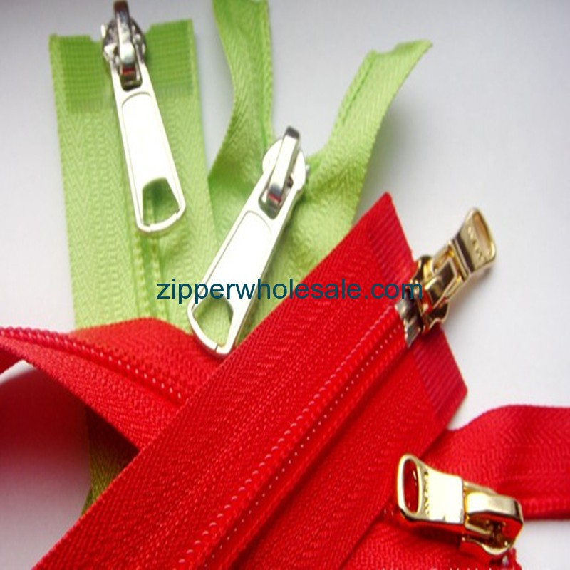 nylon zippers suppliers