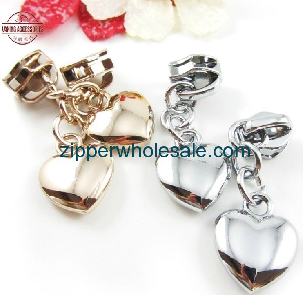 zipper pulls for dresses wholesale