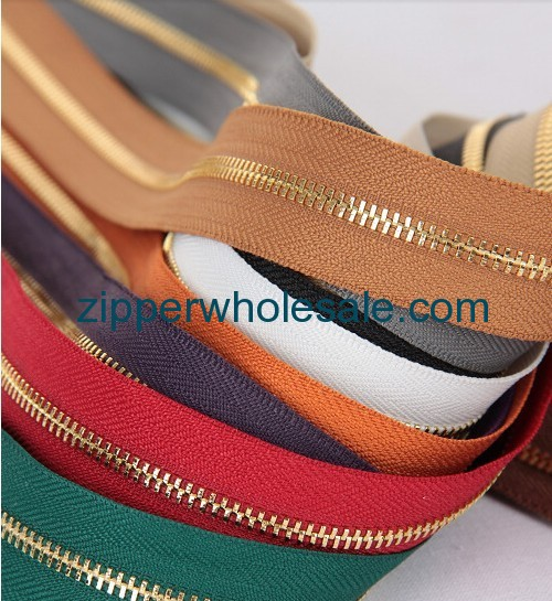 metal zippers uk zips for sale
