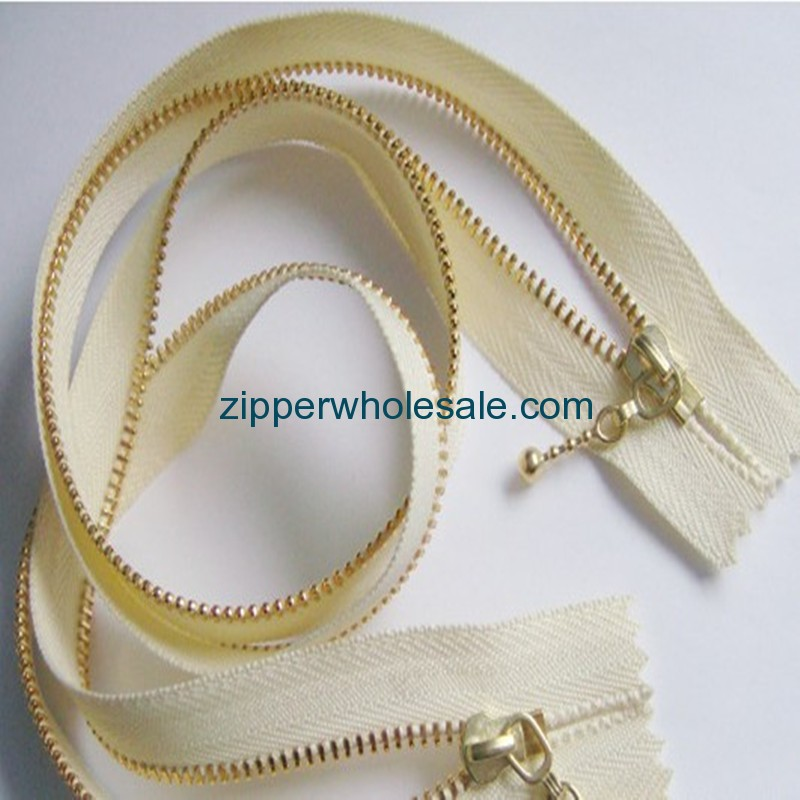 two way open ended zips zippers wholesale