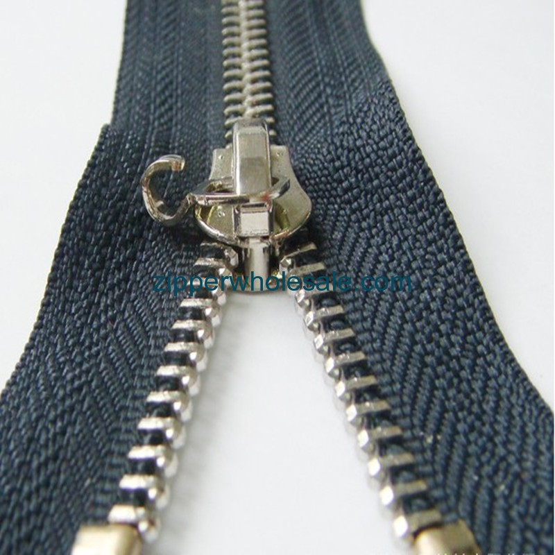 buy metal zippers online
