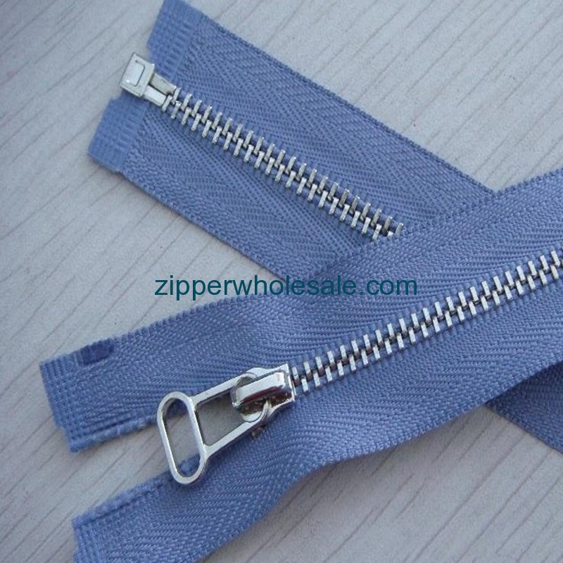 fashion metal zippers wholesale