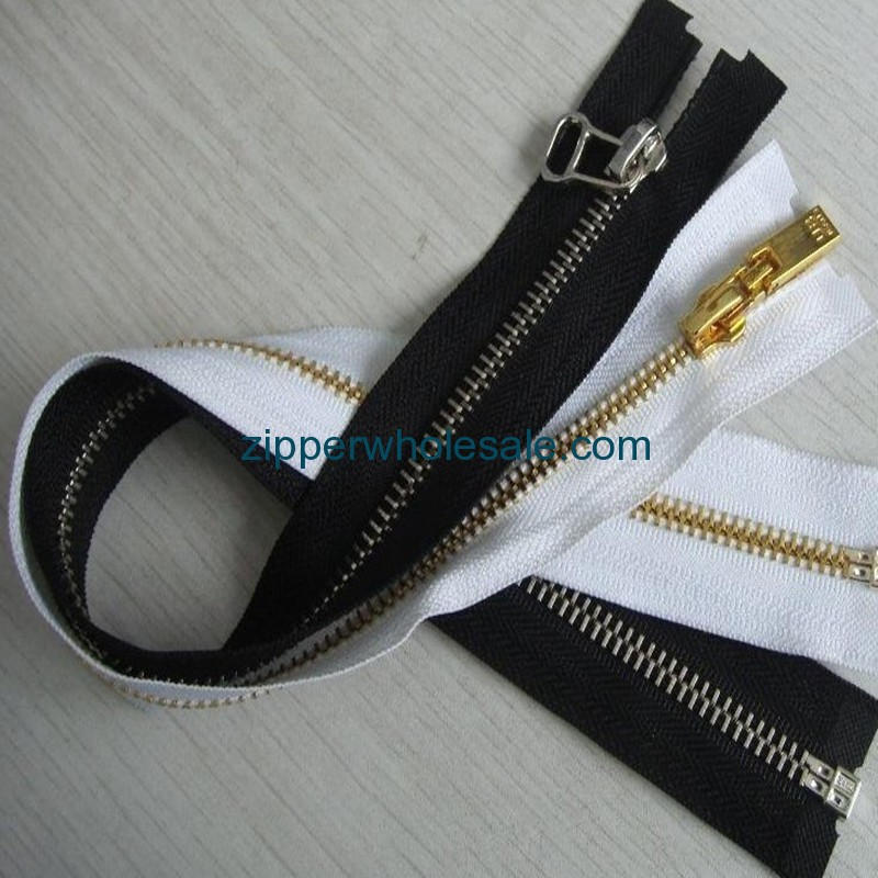 small metal zippers wholesale