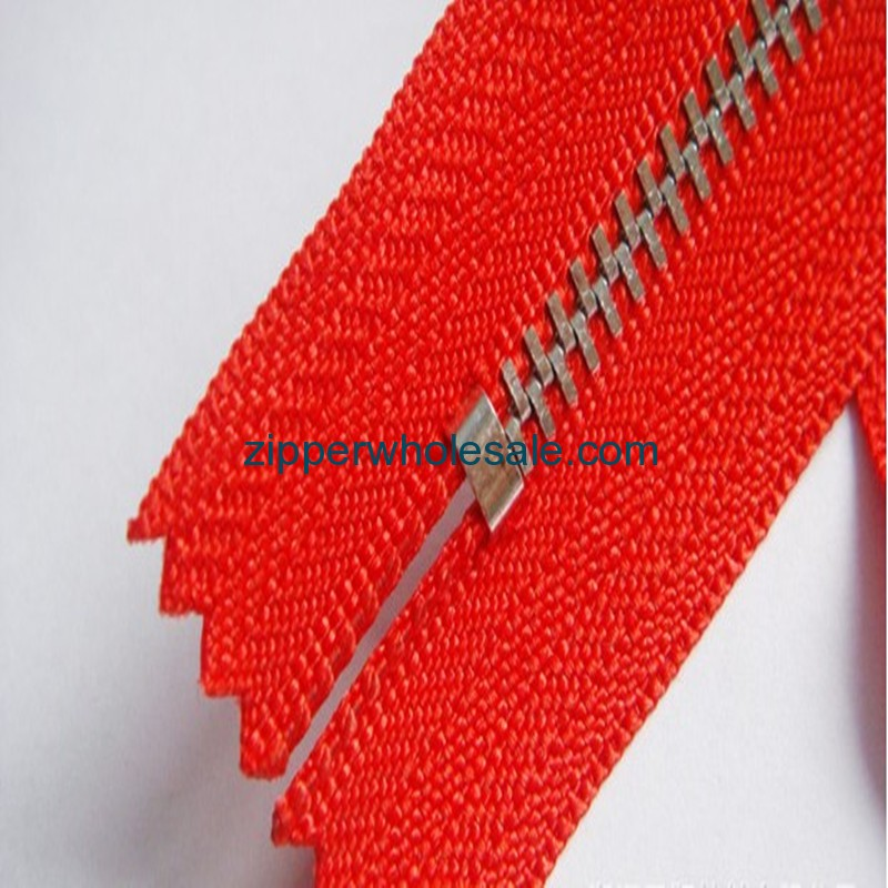 wholesale metal zippers suppliers
