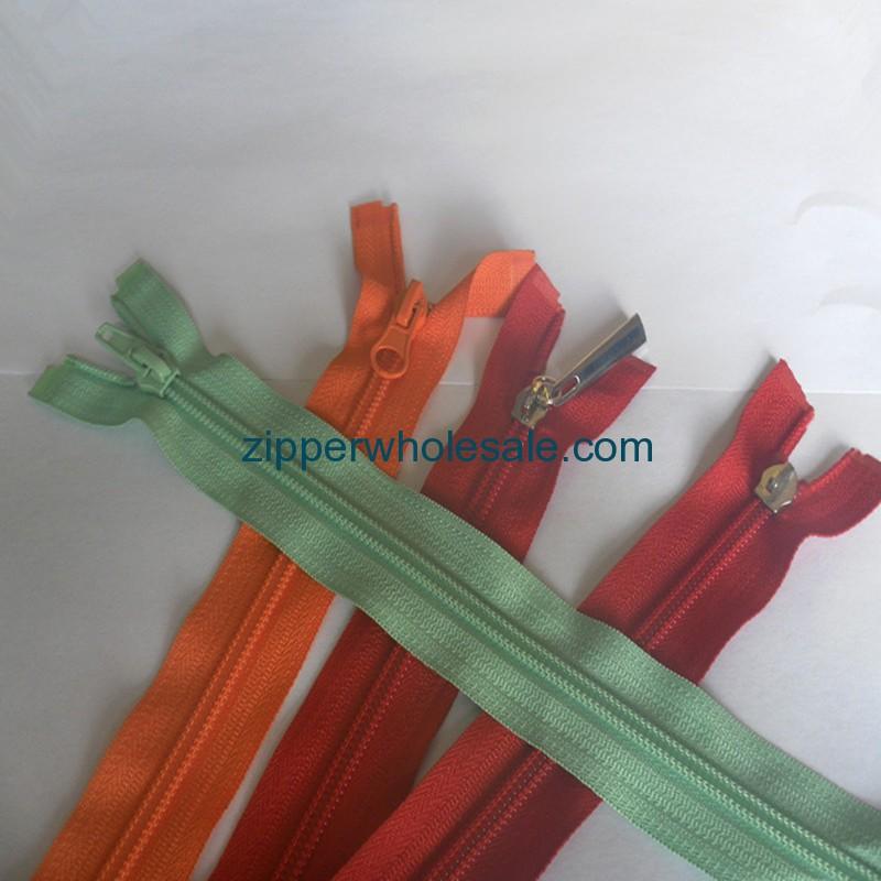 cheap nylon zippers wholesale
