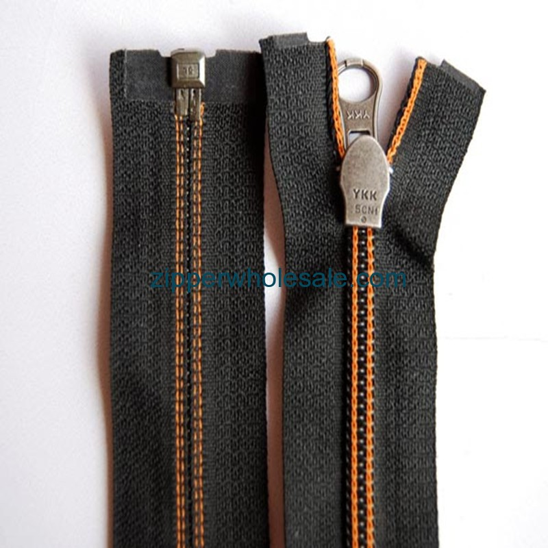 ykk nylon zippers wholesale