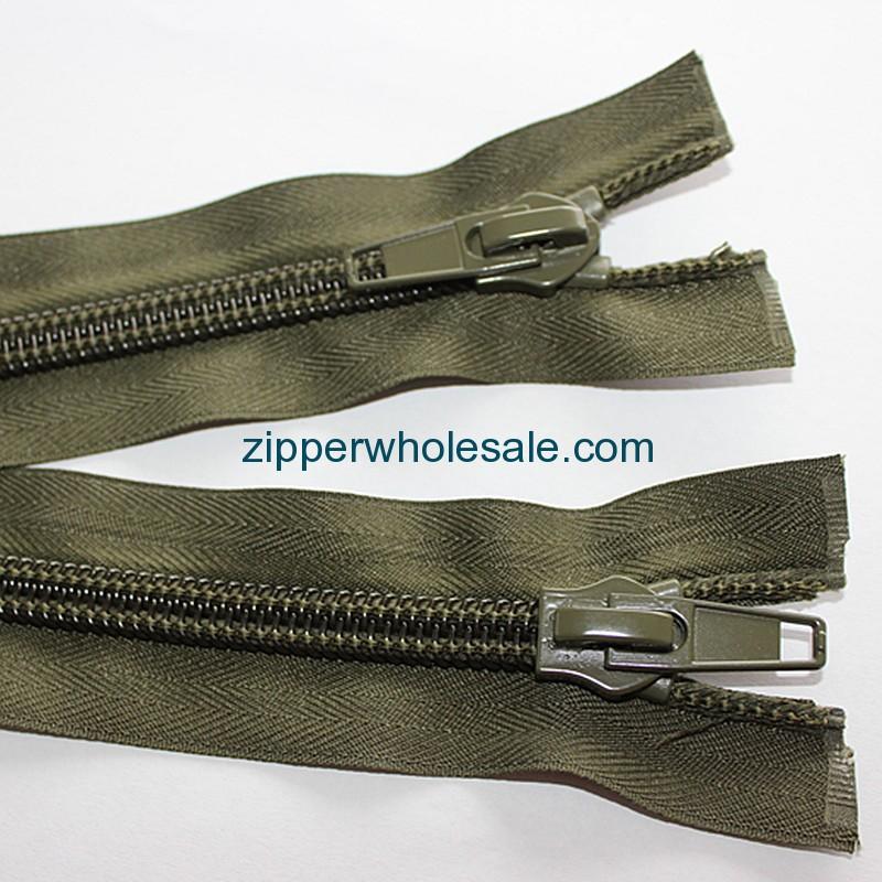 nylon tent zippers wholesale