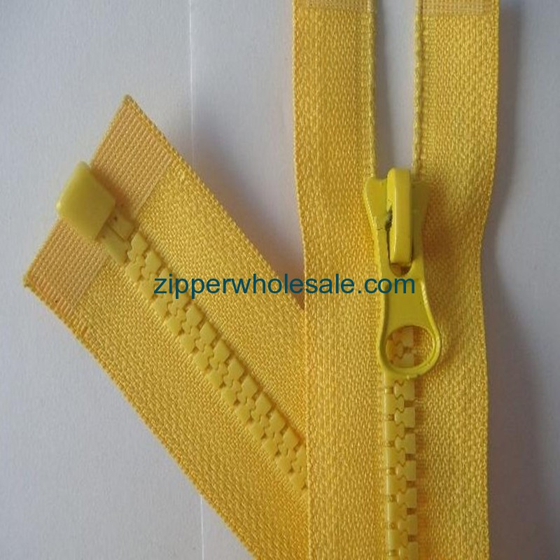 plastic zippers for sale from china
