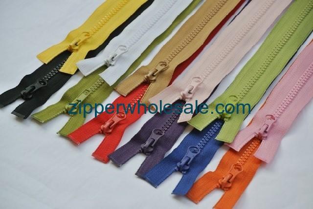 plastic zippers australia in bulk