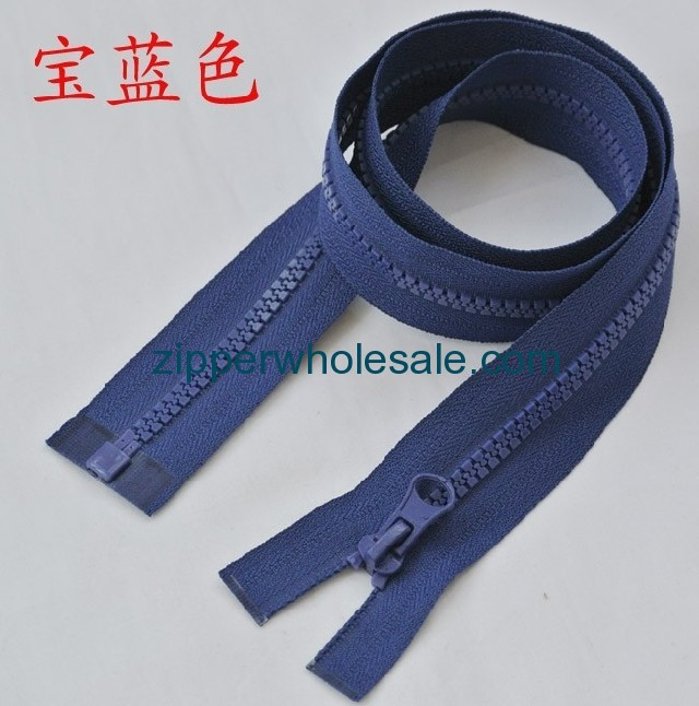 marine grade plastic zippers wholesale