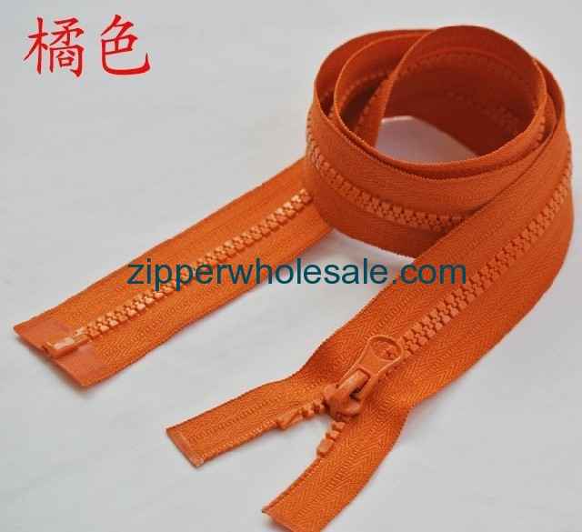 molded plastic zippers buy online