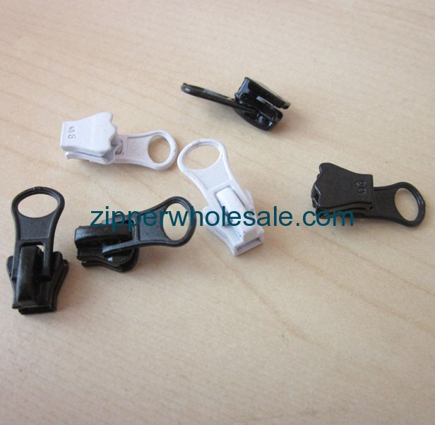 plastic zipper sliders zip sliders