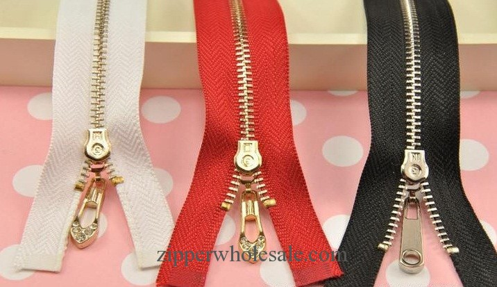 bag zippers wholesale