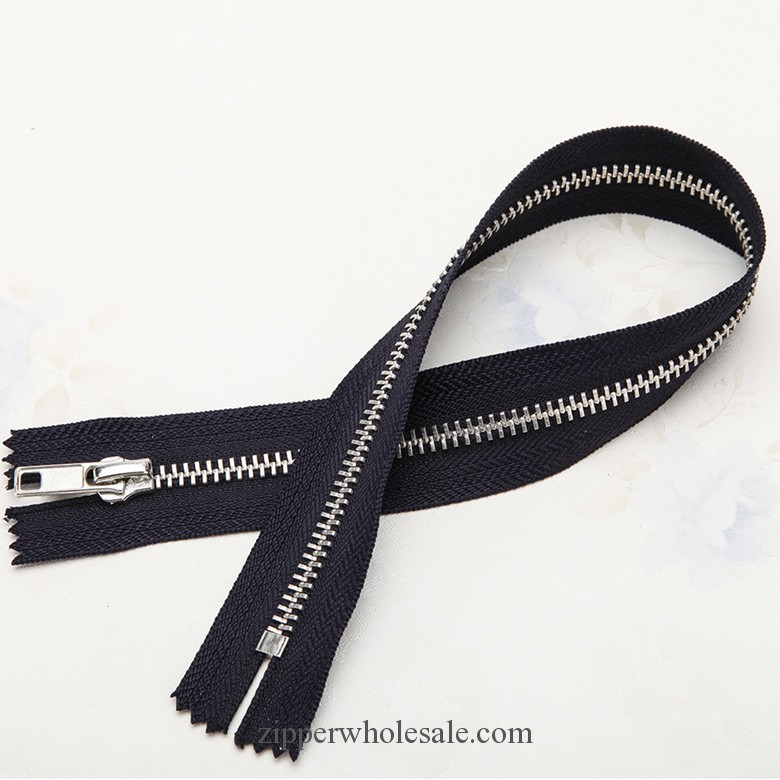 cupronickel plated metal zippers wholesale