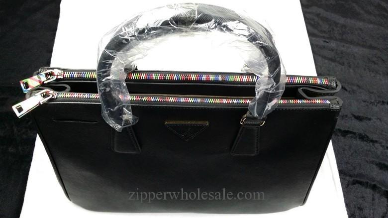 colorful teeth metal zippers for bags