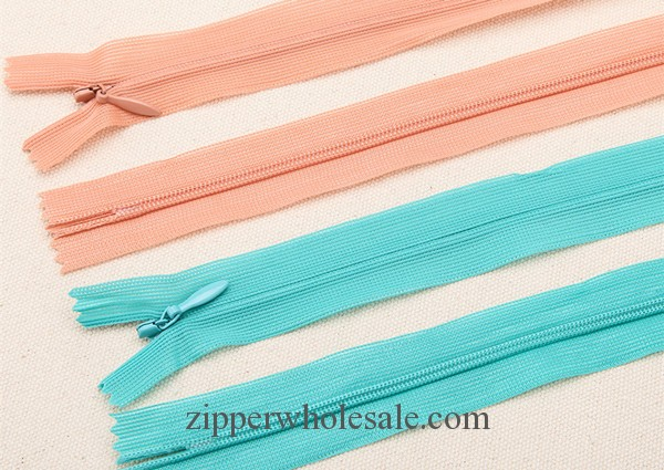 conceal zippers with lace tape wholesale