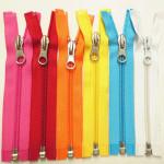 nylon coil zippers wholesale