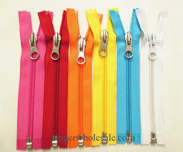 nylon coil zippers wholesale