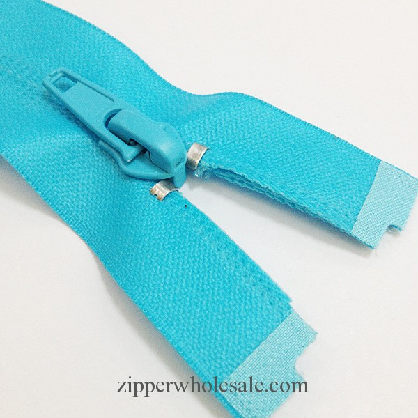reversed zippers nylon reversible zippers wholesale