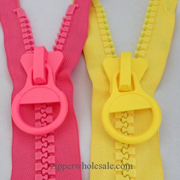 RZ160506 20# plastic zippers
