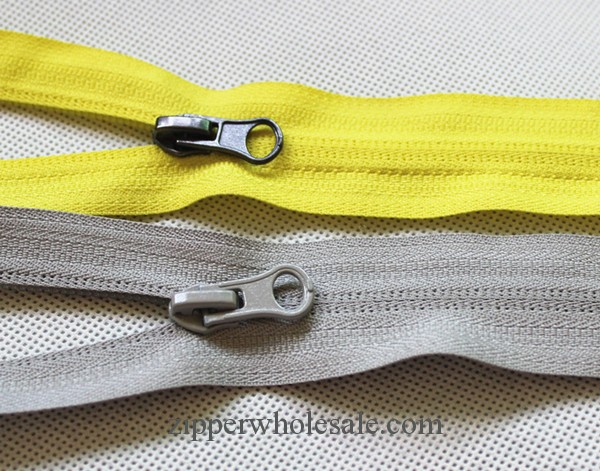 Reversible zippers Wholesale reverse zippers bulk