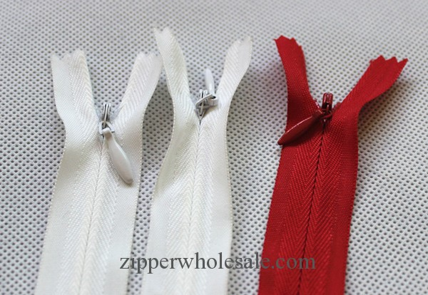 invisible zipper 60cm wholesale