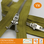 wholesale metal zippers for pants jeans with YG slider