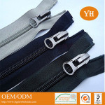 zipper manufacturer #8 nylon coil zippers wholesale