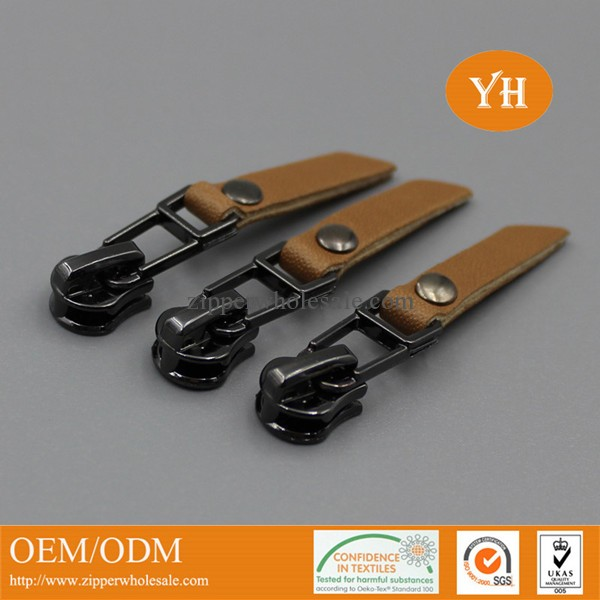 leather zipper pullers wholesale
