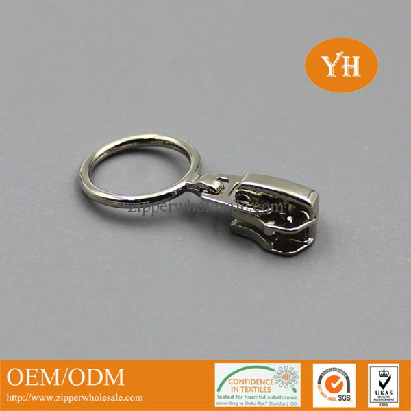 high polished ring zipper pullers pulls wholesale