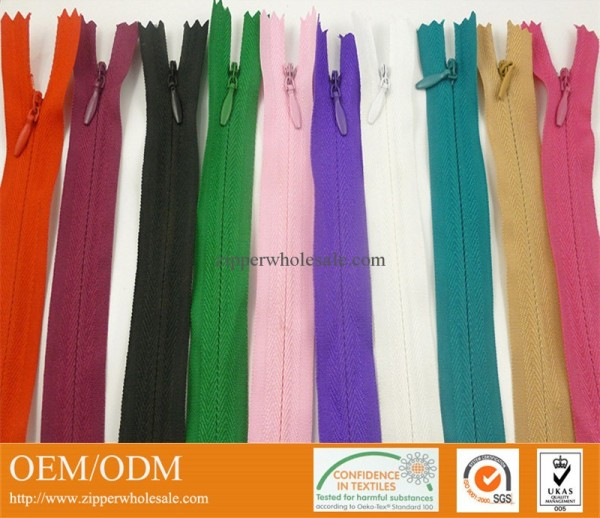 invisible zippers wholesale usa