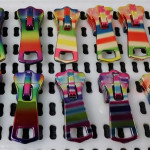 new fashion colorful zipper slider zipper puller