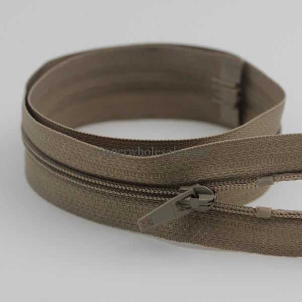 3# open end nylon zippers separating nylon zipper