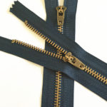 metal zippers for jeans wholesale