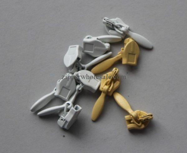 #3 invisible zipper sliders wholesale
