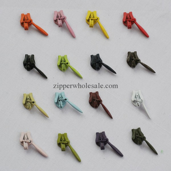 #3 invisible zipper sliders wholesale