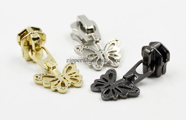 zipper decorative pulls wholesale
