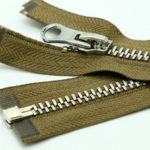 5 7 36 inch metal separating zippers wholesale