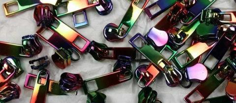 iridescent pulls irised sliders wholesale