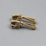 gold zipper pulls wholesale