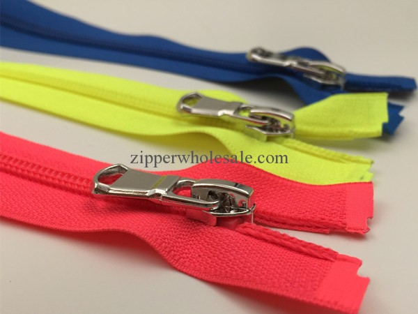 separating zippers open ended zippers for sale