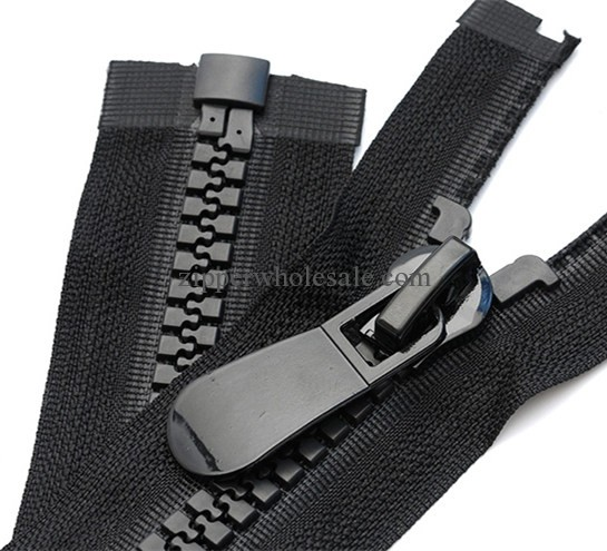 heavy duty jacket zippers wholesale