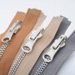 reversible separating jacket zippers wholesale