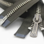 ykk metal separating zippers wholesale