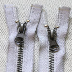 metal zippers at wholesale prices