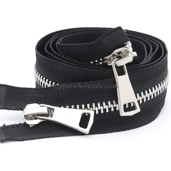 metal zippers for sewing wholesale