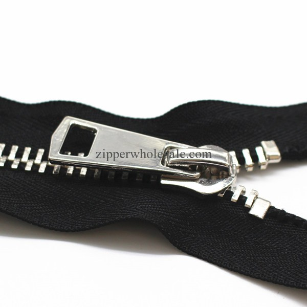 metal zippers for sewing 36 inch