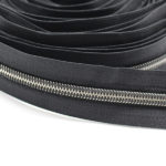nylon zippers chain by the yard wholesale